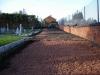 016 Widening Churchyard path 2006